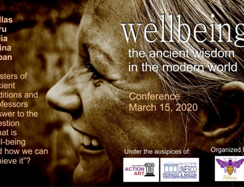 Well-Being: The Ancient Wisdom in the Modern World (2020)