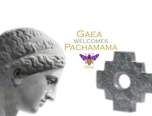 Gaea Welcomes Pachamama